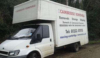 cambridge removals portfolio