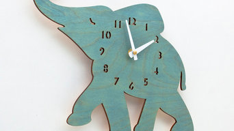 Kid's Clocks by LeLuni