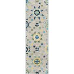 Contemporary Hall & Stair Runners by Momeni Rugs
