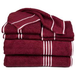 Modern Bath Towels by Trademark Global