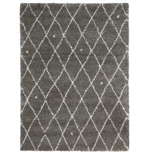Calvin Klein Riad Rug, Grey/Ivory, 274x366 cm