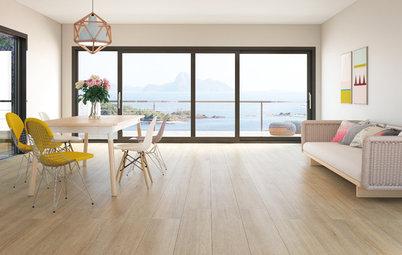 ¿Qué tipo de suelo puedo poner en casa por 2.000 €?