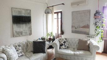 art in sicily house