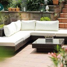 Outdoor-Lounge-Sets Modern: Loungemöbel-Sets für Ihre Gartenlounge