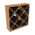 Wine Saddle Contemporary Wine Racks By Wine Wall