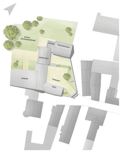 Gelände- & Landschaftsplan by Morber Jennerich Architekten