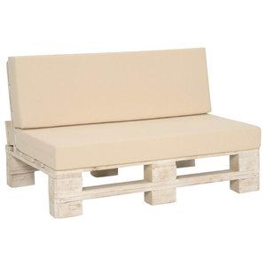 Eur Basic 2-Seater Outdoor Sofa