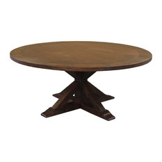 72 Inch Round Dining Room Tables | Houzz
