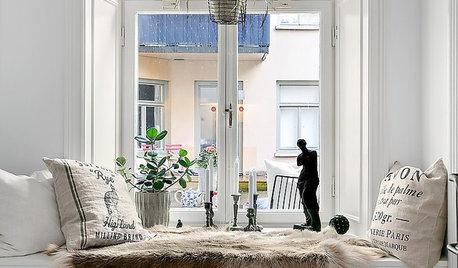 Möbler med två funktioner för små vardagsrum