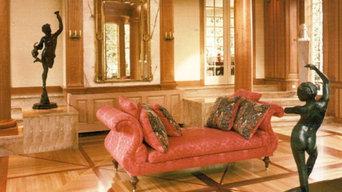 Wood Floor Inlays & Patterns