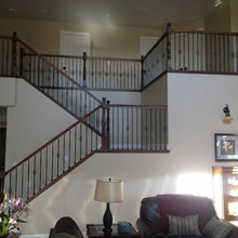 Open Railing Replacement