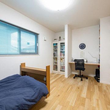 木のぬくもりの中にインテリアのセンスが光る家/施工実例125