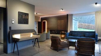 Transformation et aménagement d'une maison