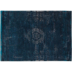 Fading World Blue Night  Rectangle Modern Rug 140x200cm