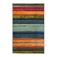 Malibu Striped Rug, 5'x8'