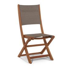 Stella Folding Chair, White