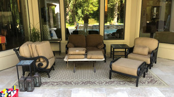 Patio Furniture Cleaning 1
