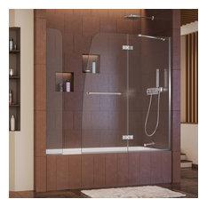 DreamLine SHDR-3448580-EX-01 Aqua Ultra Tub Door