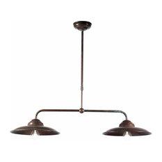 Evita 2-Lamp Pool Table Light