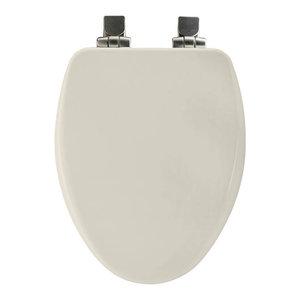 Amazing Bemis 1500Ec 000 Lift Off Wood Elongated Toilet Seat Inzonedesignstudio Interior Chair Design Inzonedesignstudiocom