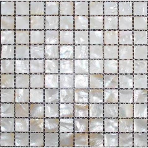 Butterfly Seashell Tiles