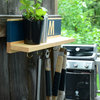 Father's Day DIY: Make a Personalized Grill Tool Hanger