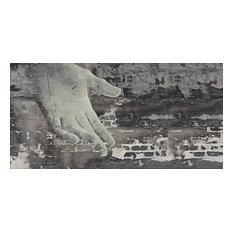 Creativespace Hand Wallpaper, Version 1, Small