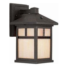 Forte 17019-01-04 1Lt Fl Cast Al Outdoor Lantern