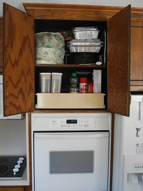 Discount Pull Out Kitchen Cabinet Shelf Wood