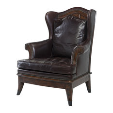 Theodore Alexander Castle Bromwich The Castle Fireside Upholstered Chair
