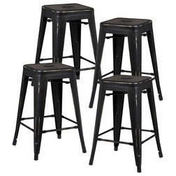 Industrial Bar Stools And Counter Stools by Edgemod Furniture