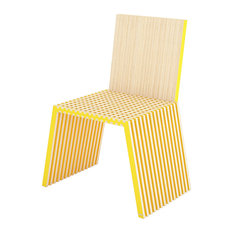 Drawa Accent Chair, Babouche Yellow