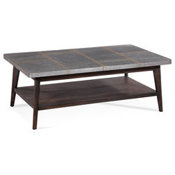 Industrial Coffee Tables by BASSETT MIRROR CO.
