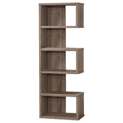 Transitional Bookcases by Homesquare