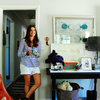 My Houzz: Artful Character Colors a Textile Designer