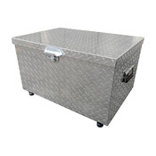 Diamond Plated Country Cooler