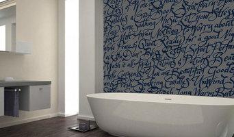 Bathroom Feature Wall