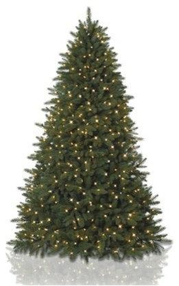 CHRISTMAS TREE PROFILE | Flatback Artificial Christmas Trees