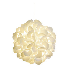 Rounds Hanging Pendant Lamp, Deluxe