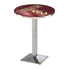 Florida State Script Pub Table 28-inchx36-inch by Holland Bar Stool Company