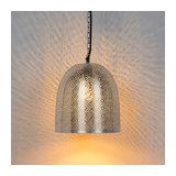 Oriental Pendant Lamp Steel - Sinbad 3