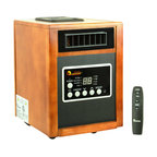 Dr Infrared Heater Advanced Dual Heating System