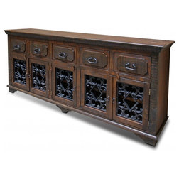 Mediterranean Buffets And Sideboards by Crafters and Weavers
