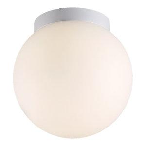 "WAC Lighting Niveous 9"" LED Flush Mount in White"