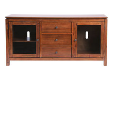 Marquez Wooden Media Console