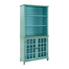 Largo Antique Display Cabinet
