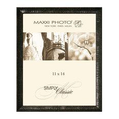 "Lucca Antique Frame, Mahogany, 16""x20"""