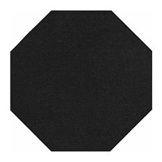 Indoor Outdoor Carpet, Navy, 10' Octagon