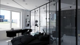Дизайн квартиры площадью 50 кв.м.