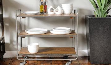 Kitchen Organisation Overhaul